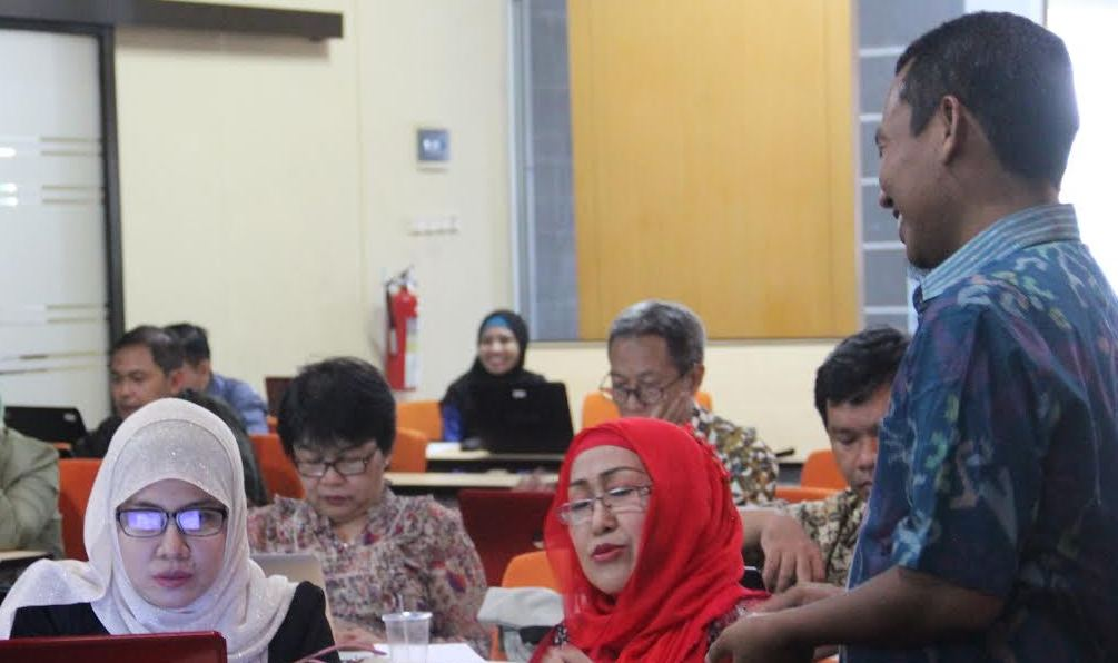 WORKSHOP PELATIHAN PROGRAM TURNITIN TIM PAK UNIVERSITAS DAN KOMISI III