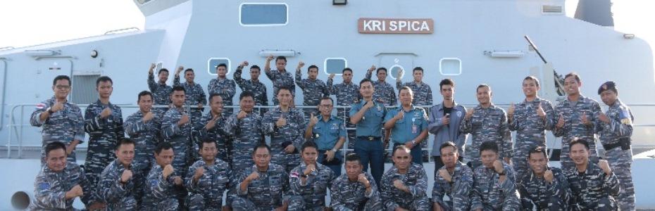 PERKUAT RISET, MAHASISWA UNDIP GUNAKAN KAPAL RISET TERCANGGIH DI ASEAN DAN KEDUA DI ASIA