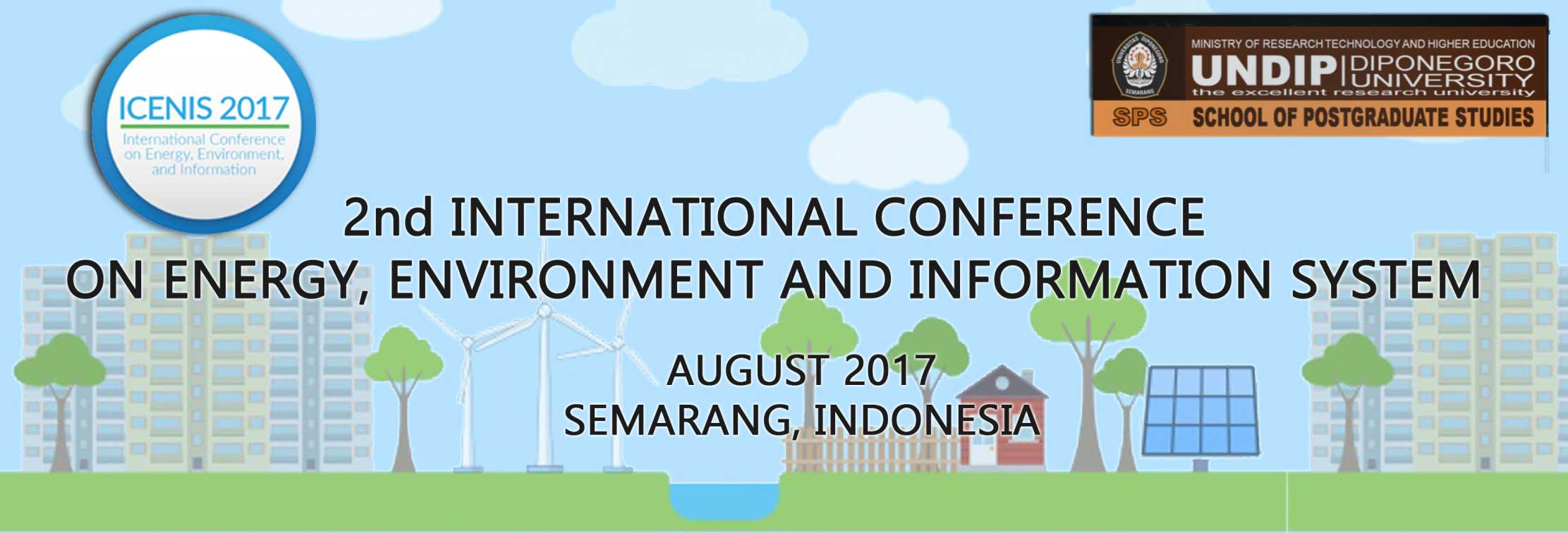 International Conference on Energy, Environment and Information System (ICENIS) 2017