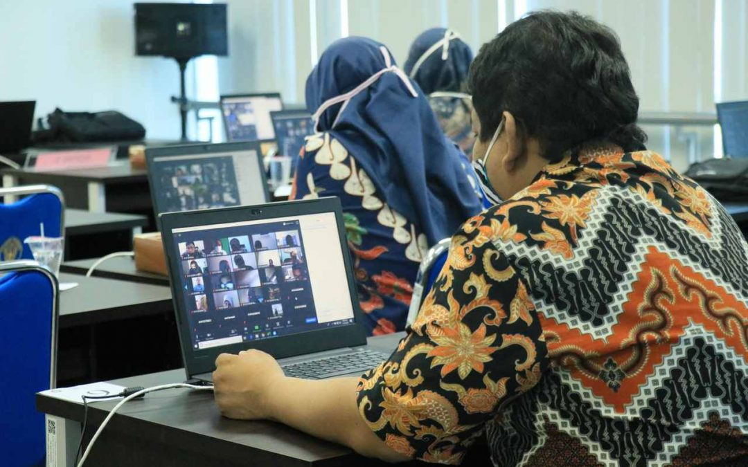 Undip Holds Postgraduate Admission Test by Online with CAT Application