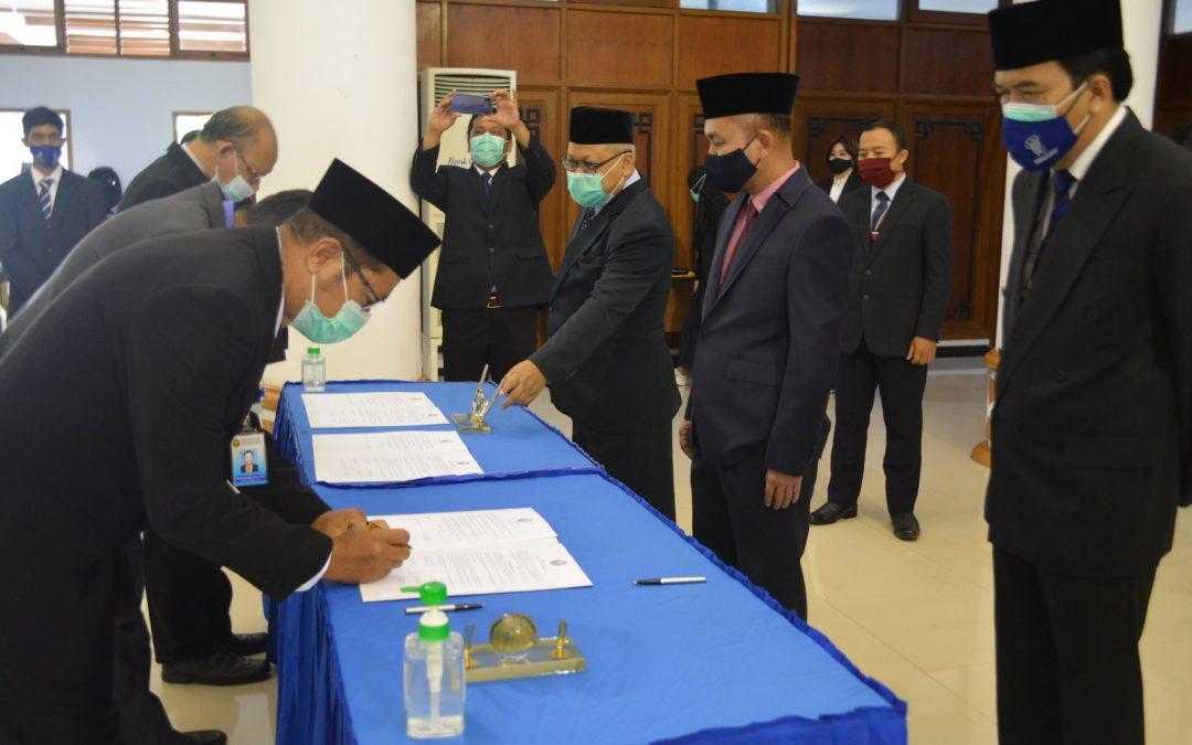 Rektor: Jabatan yang Diemban Mengandung Tugas Mulia dan Tanggung Jawab