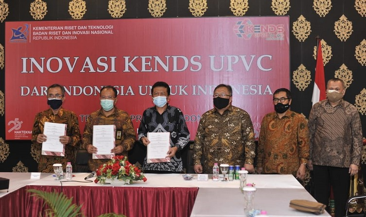 Diponegoro University Collaborates with Industry to Develop Earthquake Friendly Houses