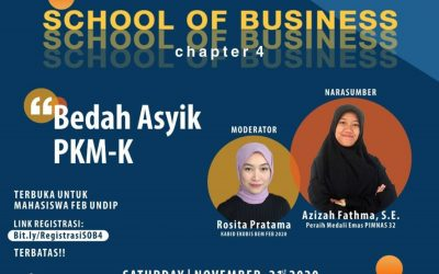 Let's Talk about Entrepreneurship Students' Creativity Program on the School of Business