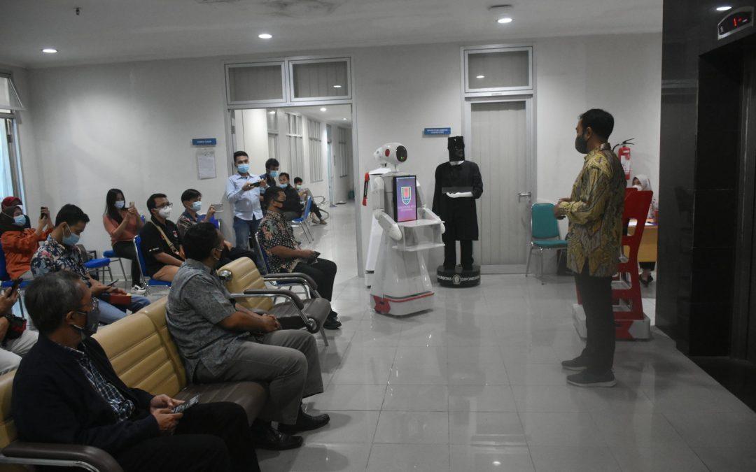 CBIOM3S UNDIP Luncurkan Inovasi Robot Terbaru