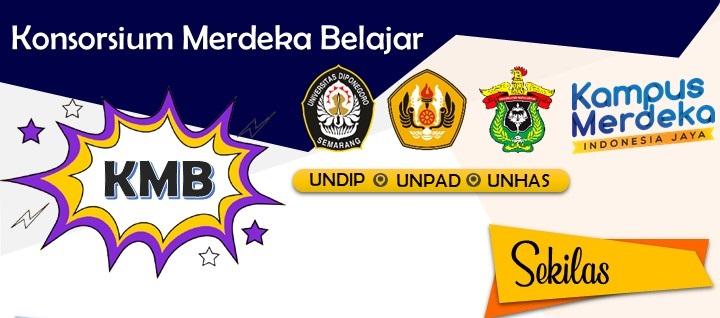 Announcement: Konsorsium Merdeka Belajar (KMB) UNDIP, UNPAD, and UNHAS