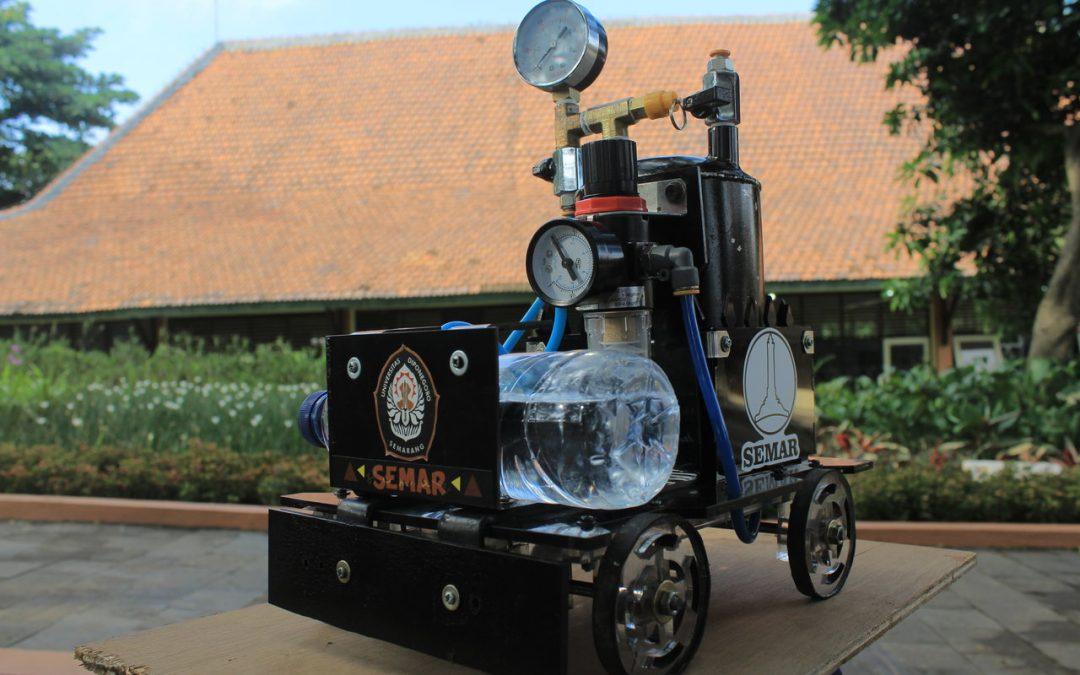 SEMAR Eco Car Team Vokasi Undip