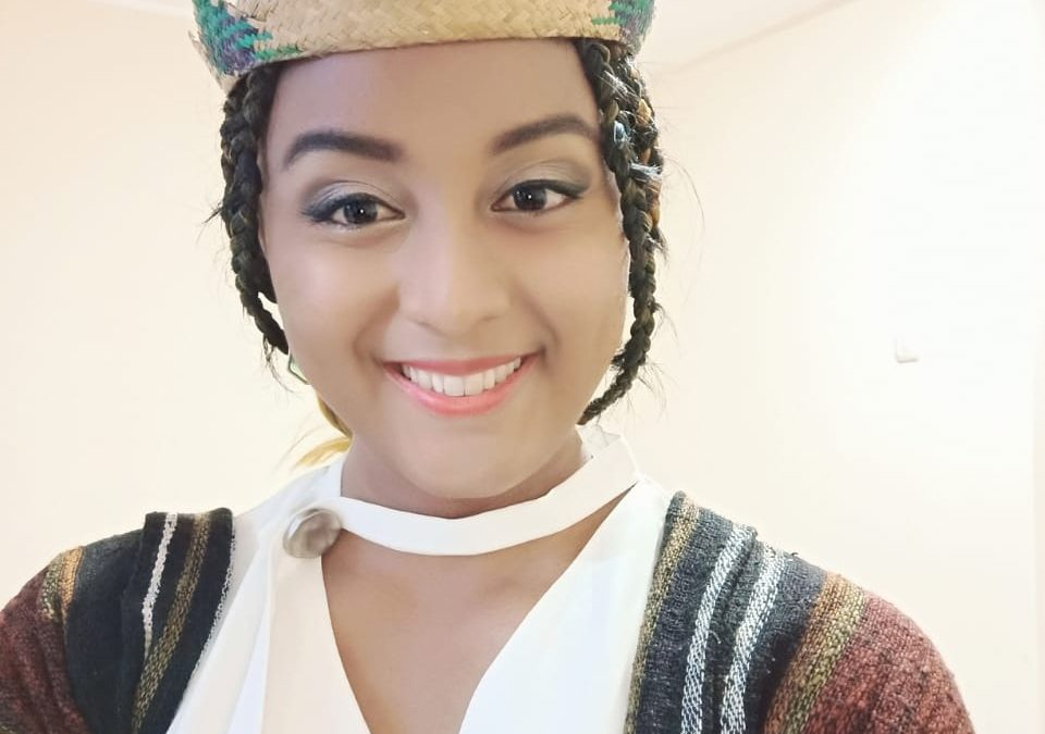 Laina (Undip Student from Madagascar): Rusunawa and Undip Play Important Parts of Her Life Process