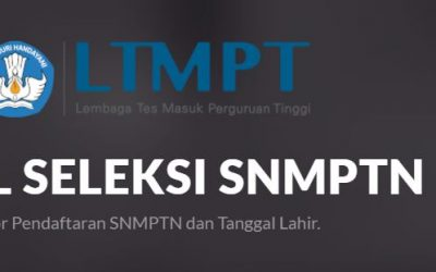 Information for Re-Registration of New Student Candidates of SNMPTN 2021