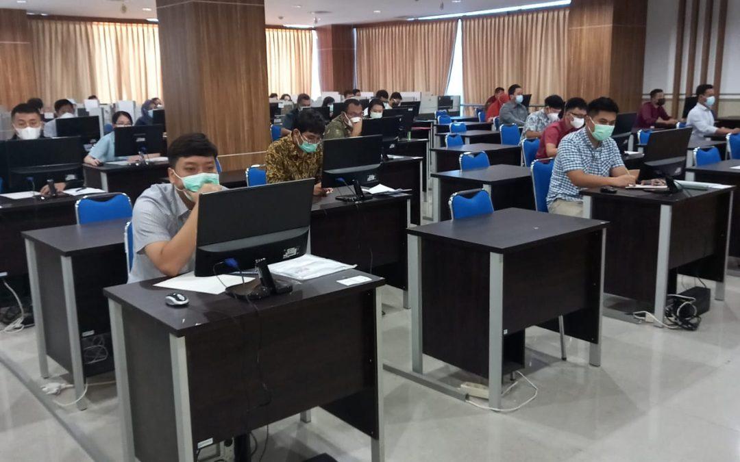 Undip Gelar Ujian Mandiri PPDS Berbasis CBT