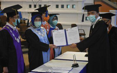 Prof. Widowati: Mandat Dua Periode Pimpin FSM UNDIP