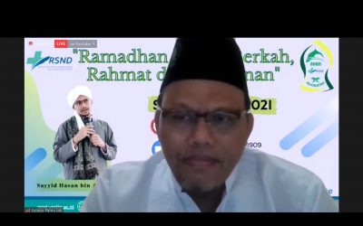 Diponegoro National Hospital of UNDIP Held a Recitation in Welcoming Month of Ramadan 1442 H