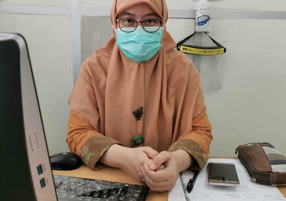 Memperingati Hari Kartini :  Kiprah wanita di bidang Kesehatan : Peran dalam penanggulangan COVID-19