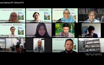"""Departemen PWK FT UNDIP Launching dan Diskusikan Buku """"Ketahanan Iklim Perkotaan: Konsep, Praktik, Instrumen, dan Tata Kelola"""""""