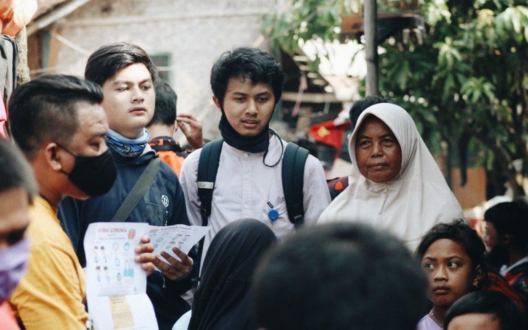 Gardian Muhammad Mahasiswa Vokasi UNDIP Sukses Dirikan Gerakan Mengajar Desa