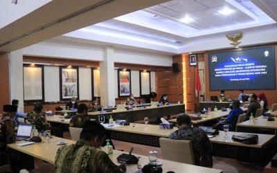 Kunjungan Kerja Komisi X DPR RI Ke Universitas Diponegoro