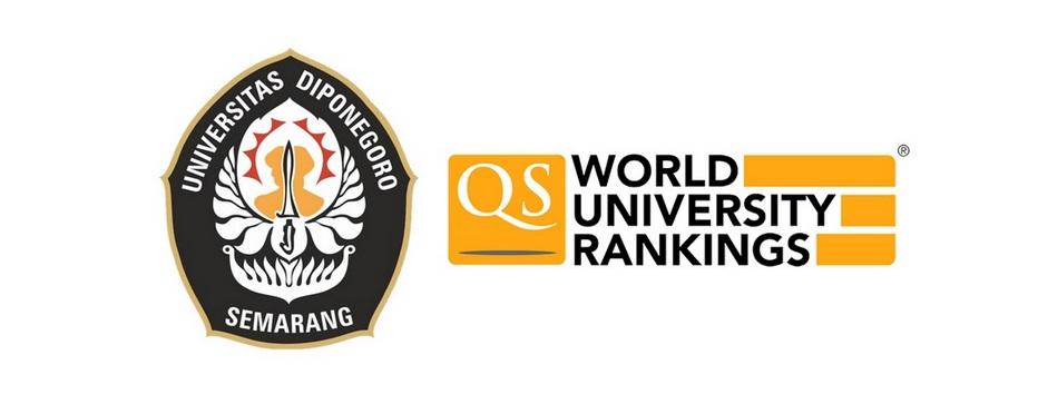 QS World University Rankings 2022: UNDIP menempati posisi ke-8 di Indonesia.
