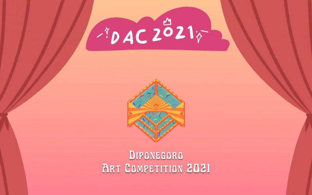 Diponegoro Art Competition 2021: Kilau Karya Baskara Kirana