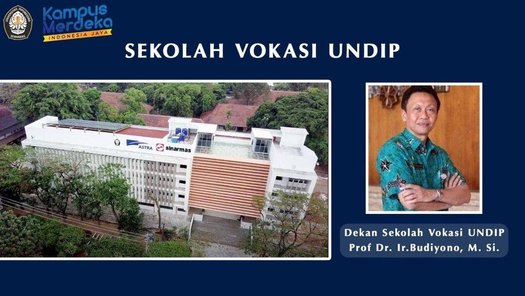 Sekolah Vokasi UNDIP Komit Tuntaskan Kelulusan Mahasiswa Diploma Untuk Fokus Kembangkan Sarjana Terapan