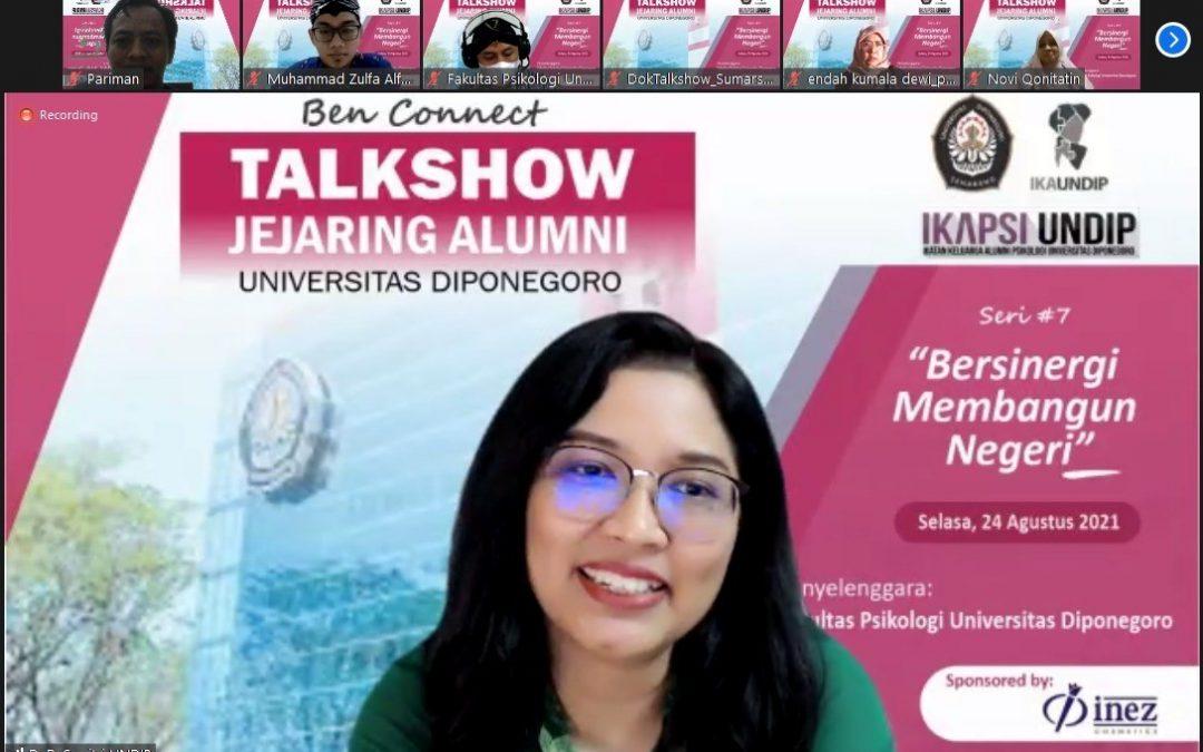 Fakultas Psikologi UNDIP Bertekad Jadi Pusat Pengembangan Psikologi Berbasis Keluarga Indonesia Terbesar di Asia Tenggara
