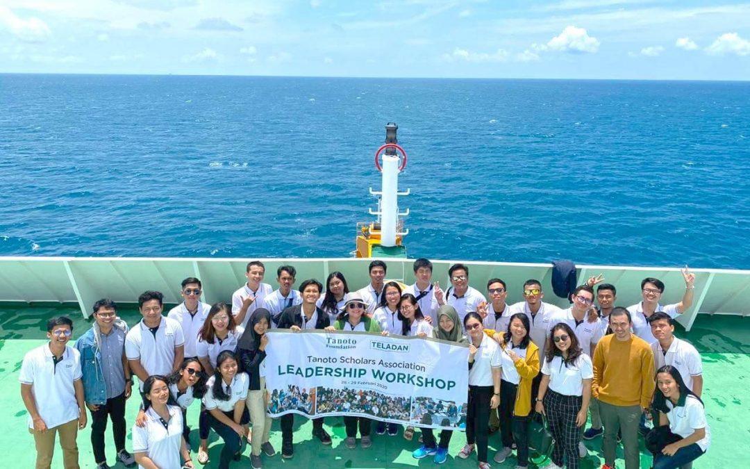 UNDIP Mitra Tanoto Foundation Untuk Program Beasiswa Kepemimpinan TELADAN 2022