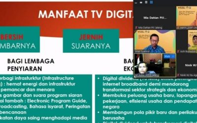"""UNDIP DWP and Regional Indonesian Broadcasting Commission of Central Java Held Socialization of """"Changes of Digital TV Broadcast from Analog to Digital"""""""