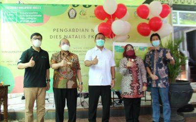 Pengabdian Masyarakat Dies Natalis FK UNDIP Ke-60, Peluncuran Inovasi Model Circuit Station di Klinik Graha Syifa Gunungpati Semarang