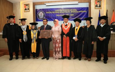 UNDIP Doctoral Program in Social Sciences Offers Two Concentrations: Politics and Business Administration