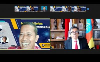 Dekan FEB Undip: Diplomasi Ekonomi Kunci Sukses Hadapi Perubahan Tatanan Ekonomi Global