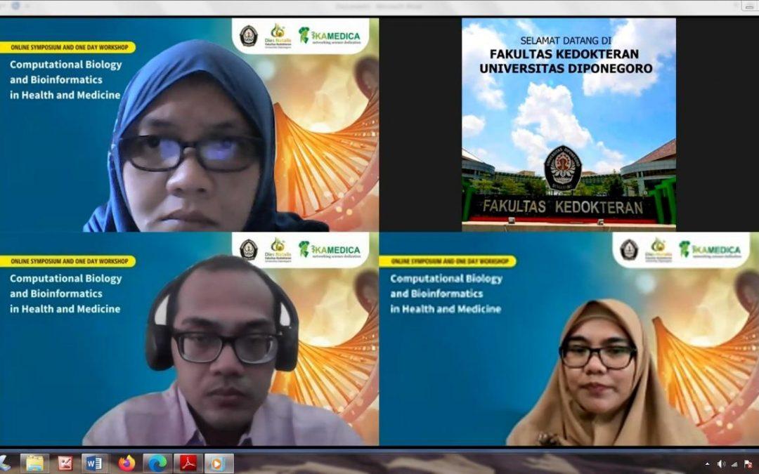 FK UNDIP Ajak 36 Dokter Dalami Bioinformatika dan Genetika Kesehatan