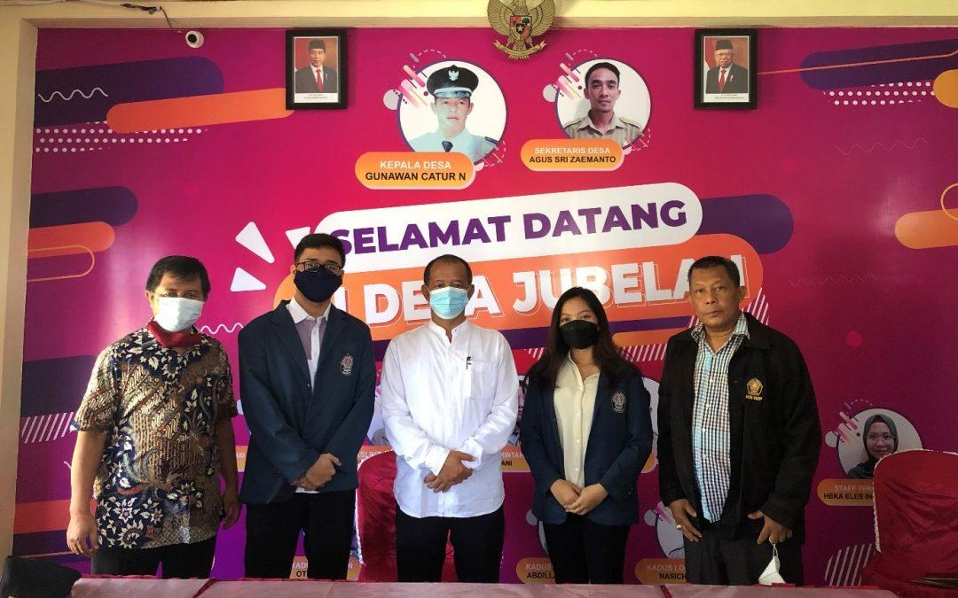 Thematic Community Service Team of UNDIP Encouraged the Progress of Coffee Craftsmen in Jubelan Sumowono, Semarang Regency